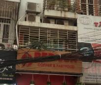 Bán nhà mặt ngõ kinh doanh 165 Chùa Bộc 36m, 4 tầng, giá 7.2 tỷ