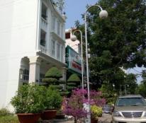 Cho thuê nhà phố mặt tiền Hà Huy Tập, Q7, DT 7 x 18m, giá 110 triệu/tháng, alo 0903.015.229
