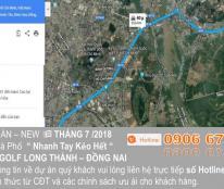 Đất nền – Nhà Phố Ngay Sân Gofl Long Thành Đồng Nai – CĐT Hưng Thịnh Corp