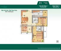 Bán căn hộ cao cấp Saigon Pearl diện tich 89m2 2PN nội thất đầy đủ