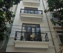 Bán nhà liền kề 52m2, xây 5 tầng, khu Ngô Thì Nhâm, Hà Đông, nhà đẹp, có gara ô tô