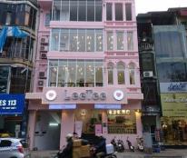 Cho thuê mặt bằng kinh doanh nhà mặt Phố Kim Mã quận Ba Đình