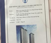 Chính chủ! vỡ nợ cần tiền bán gấp nhà A10 Nam Trung Yên LH - 0981189289