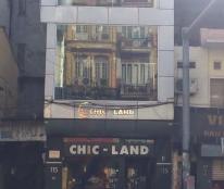 Bán nhà mặt phố Thái Hà 77m, 5 tầng, mặt tiền rộng 4m, giá 42 tỷ