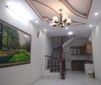 Bán nhà đẹp, vuông vắn nhà ngay ngã 4 Vạn Phúc, Lê Văn Lương, 35m2, xây 4 tầng, giá 2.1 tỷ