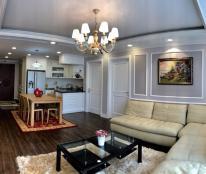 Cho thuê căn hộ The Lancaster 20 Núi Trúc DT 90 m2, 2 phòng ngủ full đồ, giá 22 triệu/th
