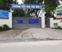 Bán lô đất 2 mặt tiền đường ấp Tân Mai 2, xã Phước Tân, sổ hồng, thổ cư, giá 5,2tr/m2