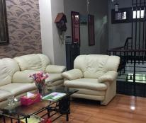 Nhà 1 tret 4 lau DT 5,5X9 giá 5 ty nhà đẹp mới xây Trần Văn Đang p.10 Quận 3