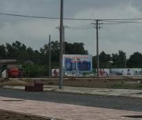 Giá sốc! Bán lô đất ngay chợ Gò Đen, SHR, giá chỉ 8tr/m2, MT kinh doanh, 0969.930.590