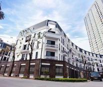 Bán căn LK shophous V6B sổ đỏ 126m2 xây 7 tầng khu đô thị Văn Phú, vị trí cực đẹp.