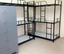Cho thuê KTX giường tầng siêu rẻ, giá 450 nghìn/tháng