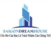 Nhà mới CMT8, 1 trệt, 3 lầu, ST, 4,47 x 18,7m, Tân Bình, nhà hẻm xe tải 8m