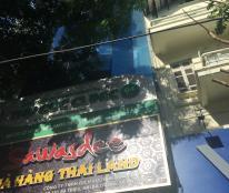 Cho thuê mặt bằng kinh doanh,văn phòng tại mặt phố Bà Triệu