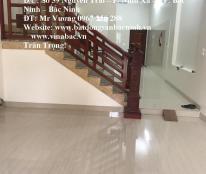 Cho thuê nhà 3 tầng mới hoàn thiện tại khu chợ mới Bồ Sơn, TP.Bắc Ninh