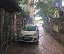 Chỉ 2.5 tỷ sở hữu nhà C4 Nguyễn Khoái 50m2, MT 6.4m ngõ ô tô, gần phố. LH 0948421832
