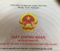 Bán nhà cấp 4 sổ đỏ 46m2 tại ngõ 38 đường Quang Trung, Hà Đông, giá 1,62 tỷ.