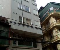 Cho thuê tòa nhà văn phòng phân lô đường đôi Trung Kính. Giá 70 tr/th