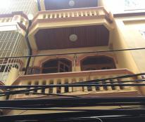 Nhà phân lô phố Hào Nam, Đống Đa, Hà Nội, ô tô vào, dt 41m2, 4 tầng, giá 5.3 tỷ