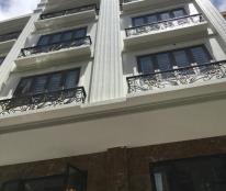 Bán nhà phân lô Võng Thị, Tây Hồ, DT 50m2, 5 tầng, giá 6.8 tỷ, ô tô đỗ cổng