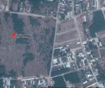 đất mặ tiền gần trạm y tết - truong học - trung tâm long thành