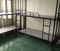 Cho thuê ktx giường tầng siêu rẻ chỉ với giá 450k