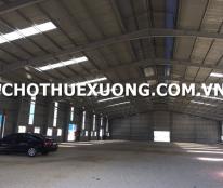 Cho thuê kho, nhà xưởng, đất tại Hà Trung, Thanh Hóa diện tích 5010m2 giá 35 Nghìn/m²/tháng
