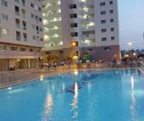 Bán căn hộ Green Park 49.4m2 tầng 9 view 2 mặt thoáng, full nội thất. Giá 980tr - LH : 0903002996