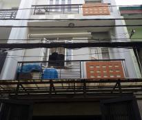 Nhà  2 lầu mt Đường Lê Lai- Tân Bình kinh doanh đỉnh.