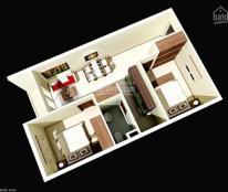 Bán căn hộ chung cư Vicoland Huế đường Tố Hữu, DT 52m2, giá 620 trđ