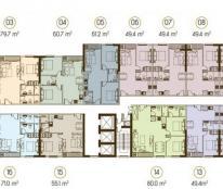 Bán căn hộ 3pn Grand Riverside Quận 4 giá 4,2 tỷ