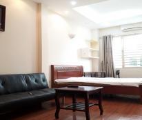 Cho thuê căn hộ dịch vụ giá rẻ tại Lò Đúc, Hai Bà Trưng, 30m2, studio, đầy đủ nội thất