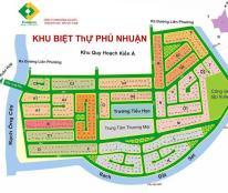 Chuyên đất dự án Phú Nhuận quận 9, sổ đỏ, vị trí đẹp, cam kết giá tốt nhất, LH 0909745722