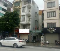 Cho thuê nhà 35 m2 mặt phố 5 tầng Lê Trọng Tấn, quận Thanh Xuân