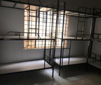cho thuê ktx giường tầng siêu rẻ 450k/tháng