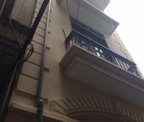 Bán nhà giá 2.5 tỷ ngõ phố Thụy Khuê,Tây Hồ, Hà Nội, dt 32 m2x 5T.