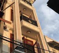 Bán nhà mặt tiền Cao Thắng - Võ Văn Tần, Quận 3, DT 5x20m, 4 lầu, giá 45 tỷ.
