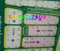 Bán Đất Dự Án Hoàng Anh Minh Tuấn Quận 9, Lô biệt thự Dt: 10x25m, Giá: 10 Tỷ (40tr/m2).