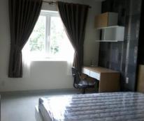 Cho thuê căn hộ dịch vụ 50m2 ngay mặt tiền Cao Triều Phát, Q7, 11 tr/tháng, LH: 0903.015.229