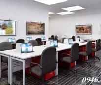 Chính chủ cho thuê văn phòng mặt phố khu Hoàng Văn Thái, Đại học Y, LH: 0946.789.051