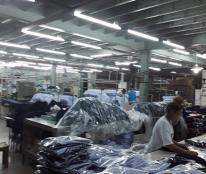 Cho thuê xưởng may 2.500m2, ngay chợ đầu mối Tân Bình, quận Tân Bình