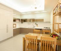 Cho thuê chung cư N07 Dịch Vọng, gần CV Cầu Giấy, 134m2, đủ tiện nghi cao cấp 17 tr/th