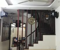 Bán nhà dân xây đời mới 4 tầng 60m2, hướng Tây, ngõ Phù Long