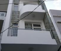 Bán nhà mặt tiền Tân Phước, DT 4.5 x 18m, 4 lầu, ngay chợ Tân Bình