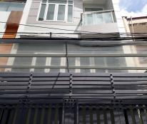 Bán nhà hẻm nhựa 6m đường Phạm Văn Bạch, Tân Bình, DT 4,6 x 20m2, 4 lầu, giá 6 tỷ TL