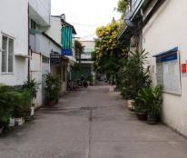 Nhà hẻm xe hơi 1287 Phạm Thế Hiển, 5x10m, Phường 5, Quận 8, giá 4 tỷ 950 TL