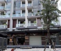 Cho thuê nhà Vạn Phúc City 1 hầm, trệt, 2 lầu, sân thượng, MT đường 20m, giá duy nhất chỉ 25 tr/th