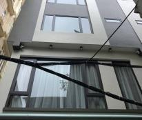 Nhà phố Trần Cung, Cầu Giấy, DT 40m2, 5 tầng, MT 5.5m, giá 5.3 tỷ