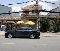 Bán nhà MT Phạm Thế Hiển, P.7, Quận 8, 13(NH: 22m) x 38m, giá: 27 tỷ