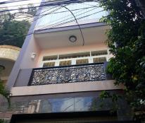 Vỡ nợ bán nhà hẻm 8m Âu Cơ, quận Tân Bình, DT 6x20m, 3 lầu, giá 10.3 tỷ TL