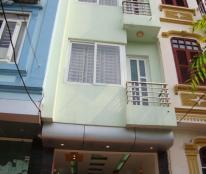 Nhà phố Trần Cung, Cầu Giấy, hai mặt ngõ, DT 54m2, 5 tầng, MT 3.5m, giá 6 tỷ